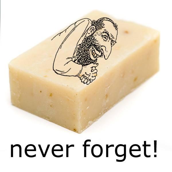 Jew Soap