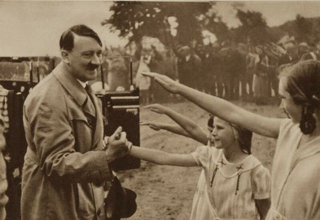 Adolf Hitler Admired