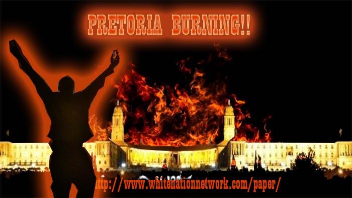 Pretoria Burning