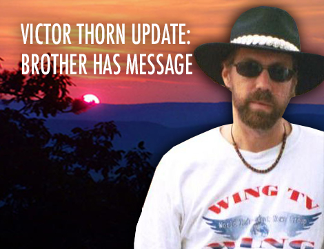Victor Thorn Update