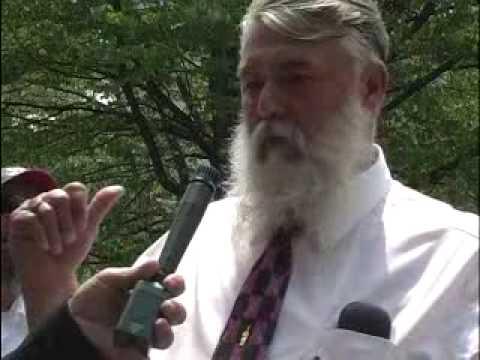Pastor Ken Gregg