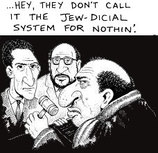Jew-Dicial System