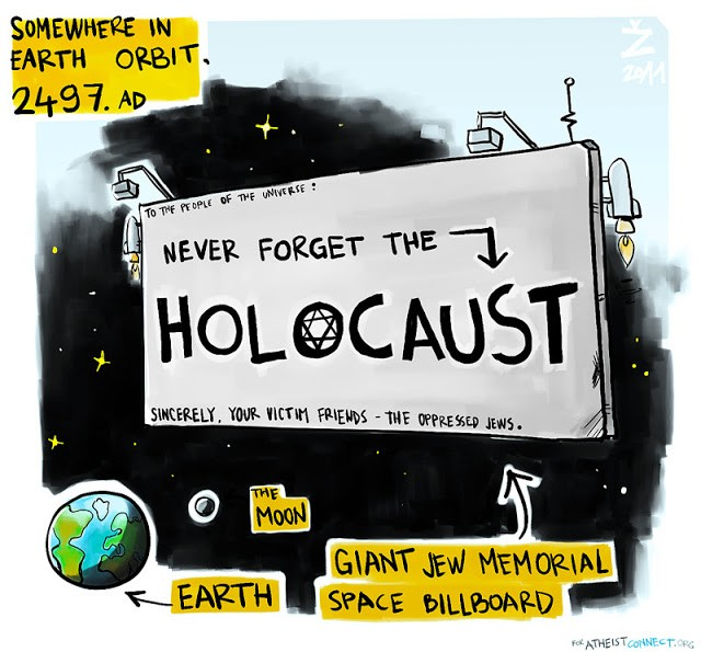 Never Forget The Holocaust