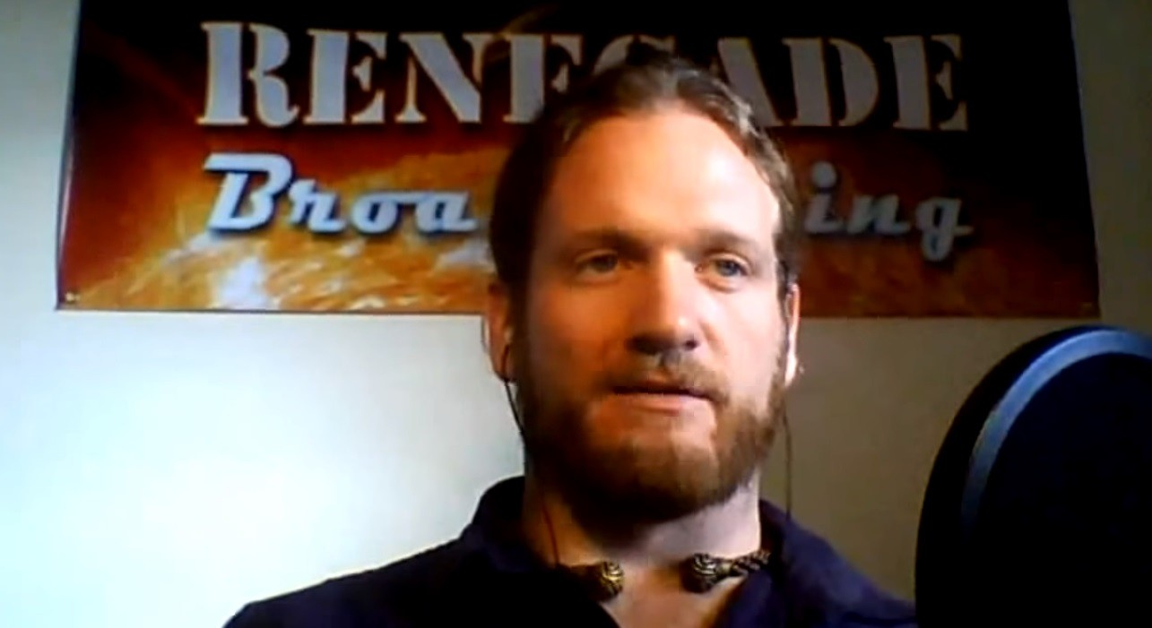 The Andrew Carrington Hitchcock Show (82) Kyle Hunt – Renegade Tribune, Renegade Broadcasting, And Hellstorm