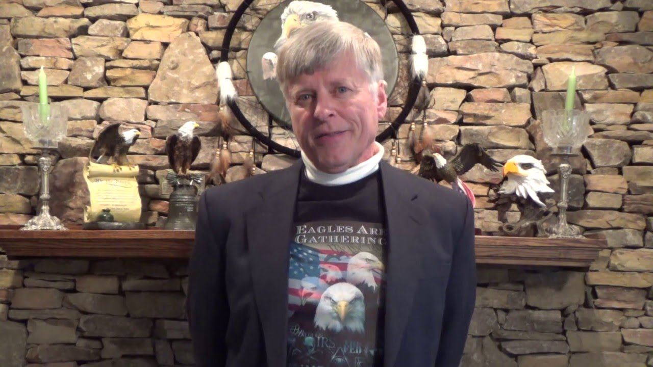 The Andrew Carrington Hitchcock Show (213) Merlin Miller – Eagles Are Gathering
