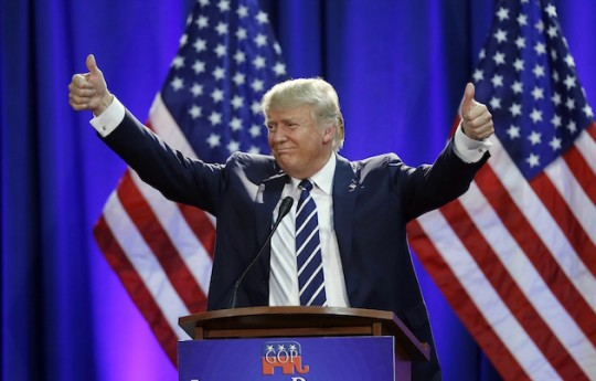 The Andrew Carrington Hitchcock Show (205) Paul English – Trump Wins!