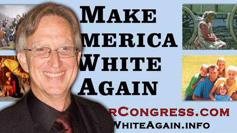 The Andrew Carrington Hitchcock Show (281) Rick Tyler – Make America White Again – Part 2