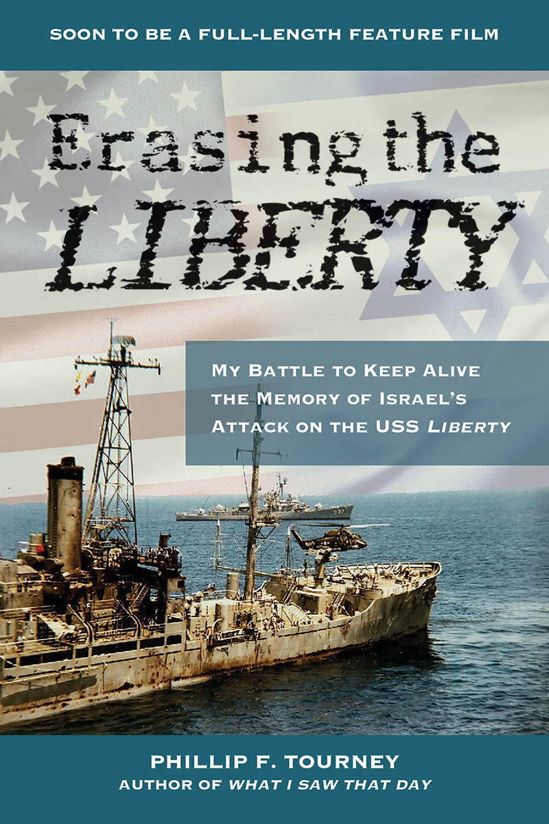 The Andrew Carrington Hitchcock Show (359) Dave Gahary And Phil Tourney – Erasing The Liberty: The 50th Anniversary Of Israel's Attack On America