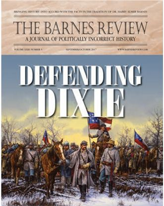 The Andrew Carrington Hitchcock Show (432) Paul Angel – Introducing The Barnes Review's September/October 2017 Special Edition: Defending Dixie (76 Minute Special)