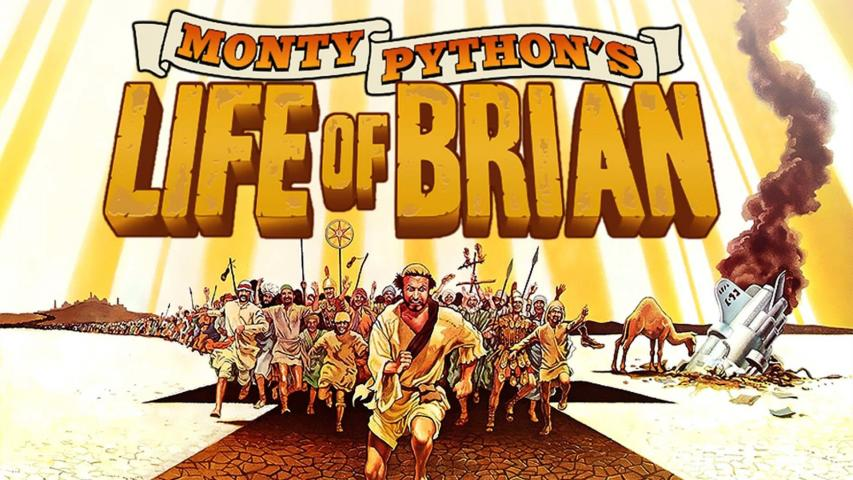The Andrew Carrington Hitchcock Show (448) Paul English – Is Monty Python's Life Of Brian Blasphemous?