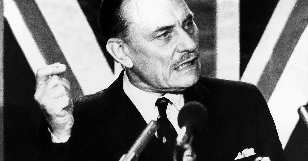 The Andrew Carrington Hitchcock Show (495) Paul English – Enoch Powell's Rivers Of Blood Speech
