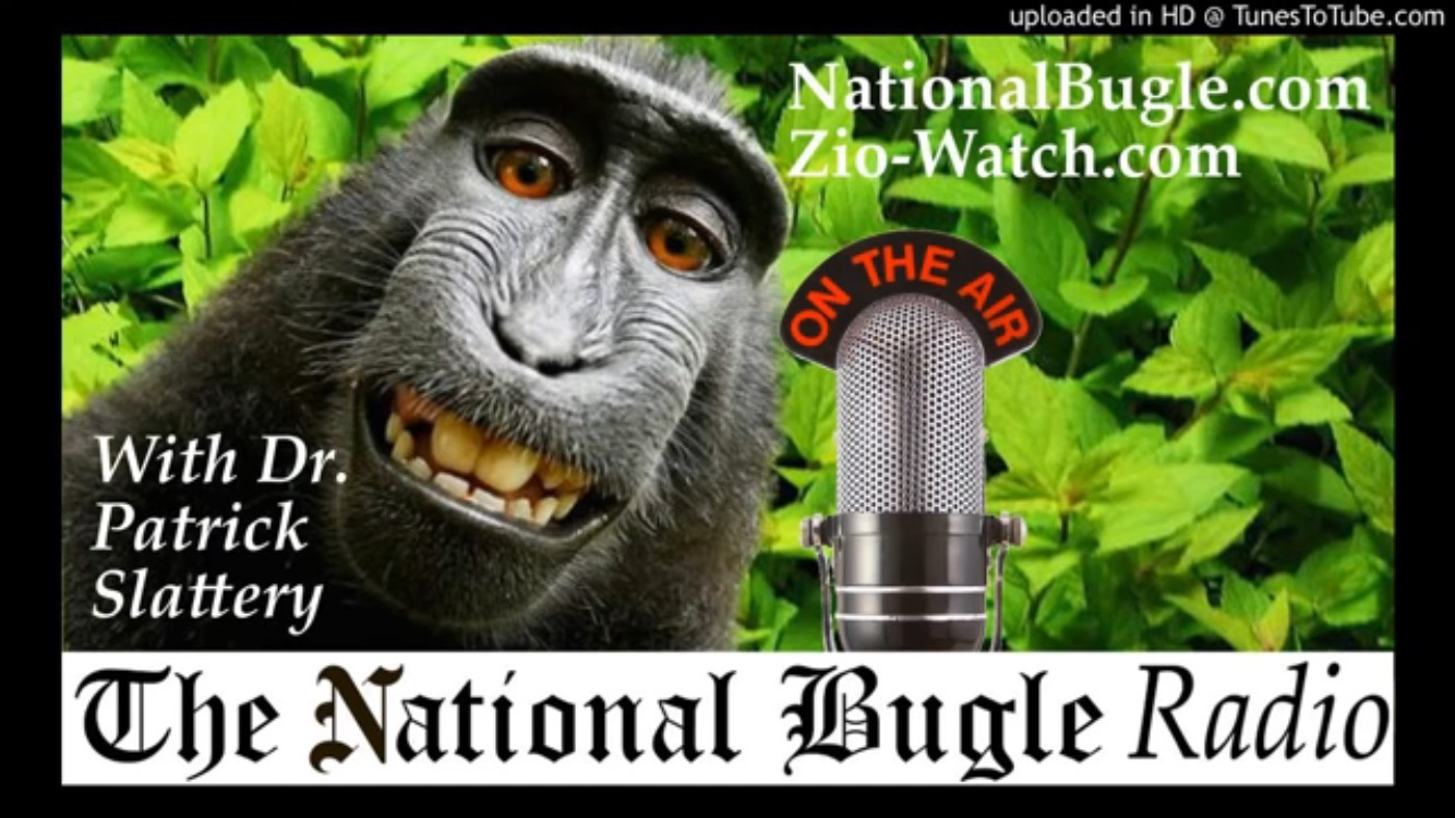 February 22 2018 – Andrew Carrington Hitchcock's Guest Appearance On The National Bugle Radio With Dr. Patrick Slattery