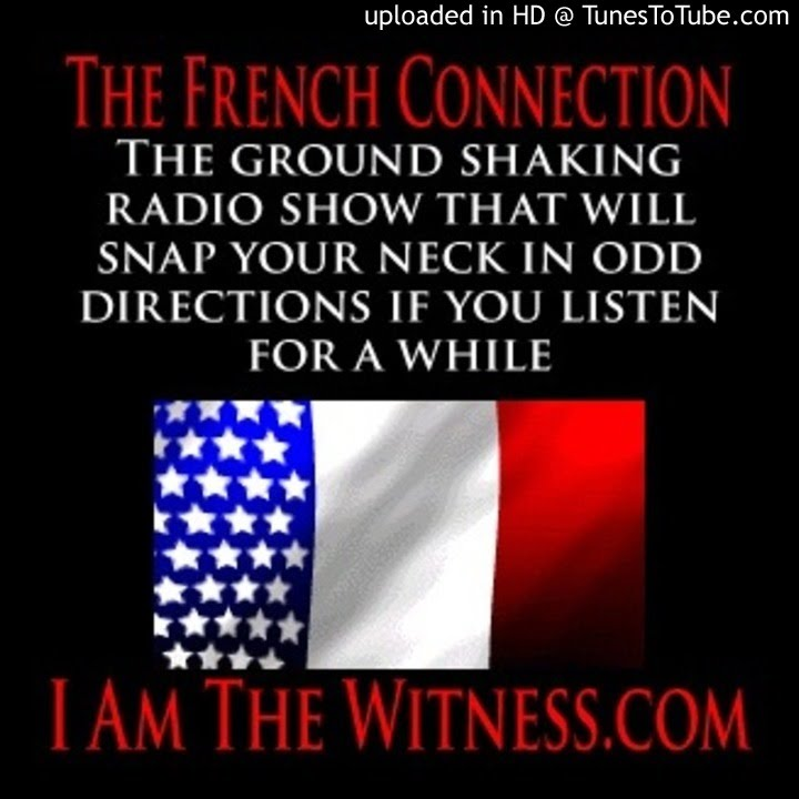 The Andrew Carrington Hitchcock Show (604) Daryl Bradford Smith – The French Connection: How Daryl Woke The Alternative Media Up To Our True Enemy…