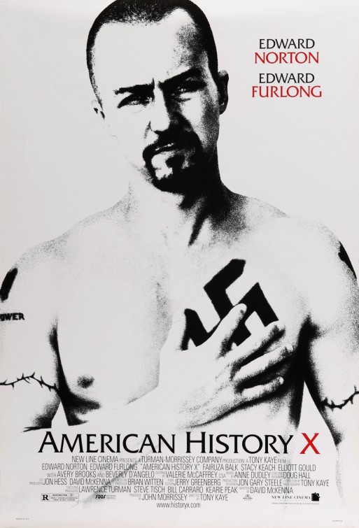 The Andrew Carrington Hitchcock Show (632) Dr. Patrick Slattery – An Analysis Of The Movie American History X