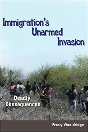 The Andrew Carrington Hitchcock Show (656) Frosty Wooldridge – Immigration's Unarmed Invasion: Deadly Consequences