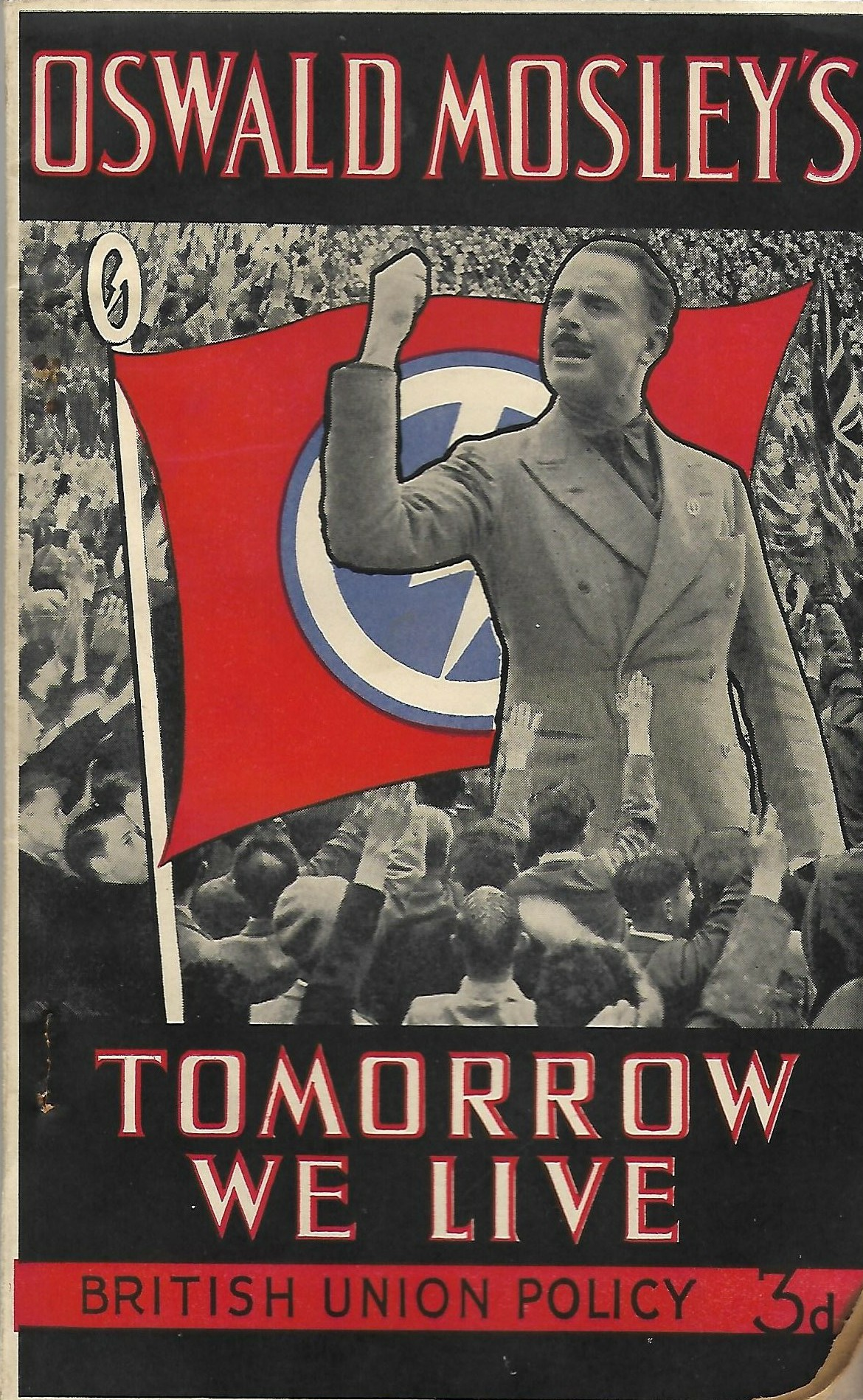 "The Andrew Carrington Hitchcock Show (824) Paul English – Oswald Mosley's ""Tomorrow We Live"" – Part 1"