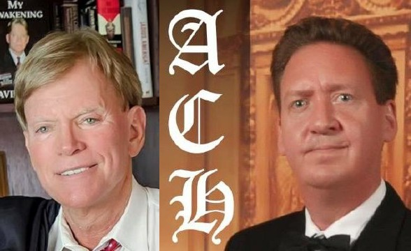 May 14 2019 – The David Duke Show: Dr Duke & Andy Hitchcock Of UK – A Murderous War For Israel In Iran Will Expose The Ultimate Of Zionism!