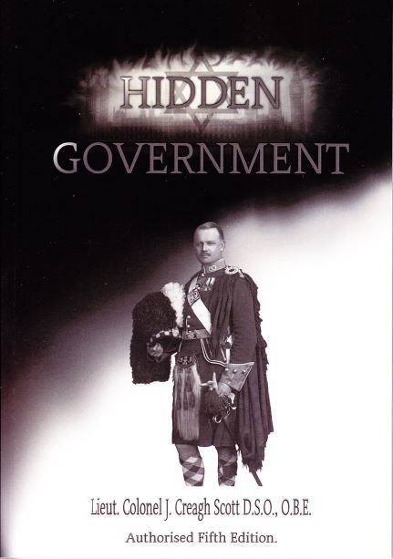 "The Andrew Carrington Hitchcock Show (962) Paul English – Lieutenant Colonel John Creagh Scott's ""Hidden Government Chapter 3 The Zionists And The Plan,"" With Special Guest Mallificus Sentius"