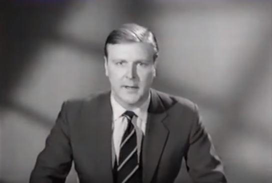 The Andrew Carrington Hitchcock Show (1132) Paul English – Dan Farson's 1958 Documentary – People In Trouble: Mixed Marriages